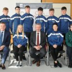 New Entrant Sports Scholarships awarded at Letterkenny Institute of Technology.